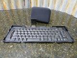 Genuine Palm Portable Folding Keyboard & Case Excellent Condition