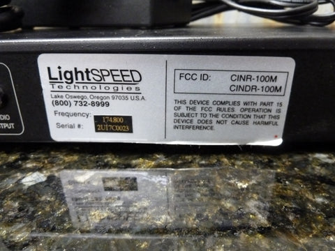 Lightspeed LES 500 Series Classroom Amplification System Includes Free Shipping
