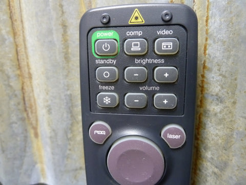 Genuine Infocus IRC-TC LCD Projector Remote Control