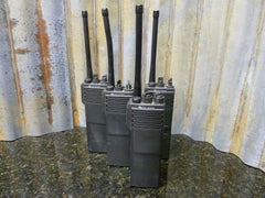 Lot Of 4 Midland 70-166-16B VHF High Band Ham Two Way Radios - tin can industries - 1