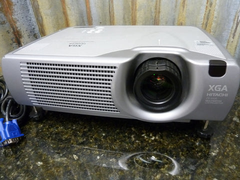 Hitachi CP-X430WA 2500 Lumen LCD Projector Low Lamp Hours