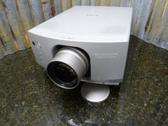 Sharp XG-E3500U High Resolution Conference Series LCD Projector Motorized Lens - tin can industries - 1