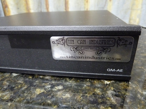 Crestron QM-AE QuickMedia Audio Transmitter Tested