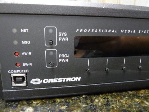 Crestron Multimedia Presentation System MPS-100