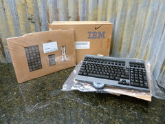 Brand New IBM 54P8786 Compact ANPOS Keyboard With Built-In Credit Card Reader Included - tin can industries - 1
