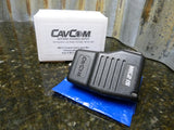 Brand New CavCom MIC2-IS MOTO Control Unit Lapel Mic Intrinsically Rated