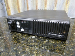 Motorola MaxTrac 300 2 Way Commercial Radio Base Fast Free Shipping Included - tin can industries - 1