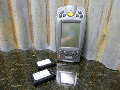 Symbol PPT-2700 Windows CE Barcode Scanner 2 Batteries No Base Free Shipping - tin can industries - 1
