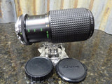 JC Penney 80-200mm f:4.5 Telephoto Zoom Lens Minolta Mount Nice Condition