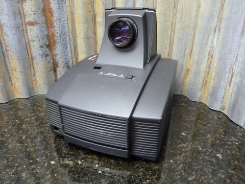 EzPro CTX LCD Projector Working Needs Clean Fast Free Shipping Included
