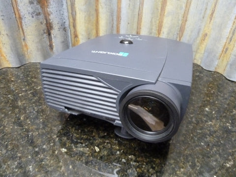 InFocus LP425Z Boxlight CD-450M DLP Projector Low Hours Free Shipping Included