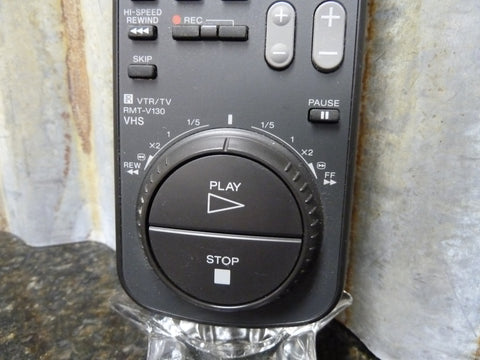 Sony RMT-V130 VCR/TV Remote Control Multiple SLV Models Free Shipping Included