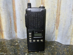 Icom IC-F4S-4 470-500mHz UHF Portable Radio Please Read Description Ships Free - tin can industries - 1