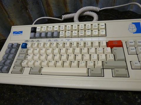 Telefactor Systems OEM Keyboard KB3270 Plus BMEDKDB Works Great Free Shipping