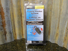 Kwik Tek PWC 4 Fluke Complete Folding Anchor System A-2 IN STOCK Free Shipping - tin can industries - 1