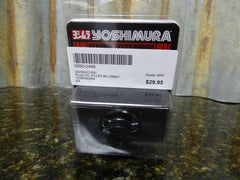 IN STOCK TODAY Yoshimura Oil Filler Plug Black 051BG12100 Free Shipping Included - tin can industries - 1