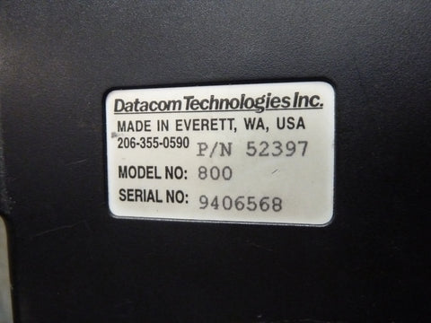 Datacom NETcat 800 LAN Troubleshooter Cable Tester Only No Remote Free Shipping
