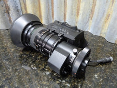 Fujinon ERM-71 A12x9 F 9-108mm 1:1.7 Television Studio Broadcast Camera Lens - tin can industries - 1