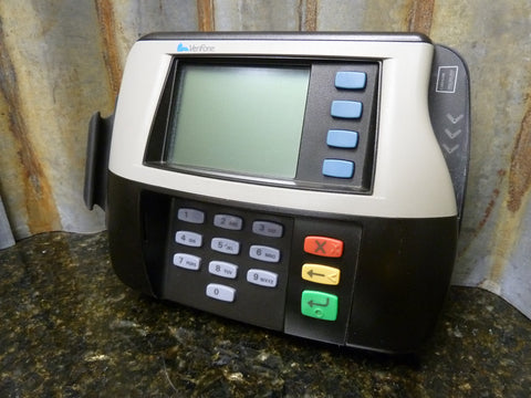 Verifone MX830 Credit Card Terminal Power Tested Fast Free Shipping Included