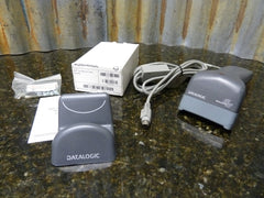 Datalogic Touch 65 Barcode Scanner & Cradle Works Great Free Shipping Included - tin can industries - 1