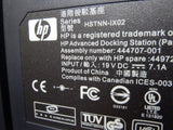 HP HSTNN-IX02 Laptop Docking Station Port Replicator Free Shipping Included