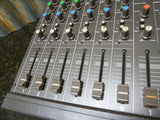Tascam M-106 M106 6 Channel Vintage Mixer Please Read Description Free Shipping