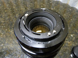 Soligor 70-210mm 1:3.5 Zoom Telephot Lens Canon FD Mount Nice Condition Free S&H