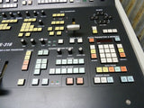 Ross Model RVS-316 Professional Video Switcher Being Sold For Parts Or Repair