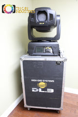 High End Systems DL3 Moving Light Projector Head & Roadcase NO SERVER