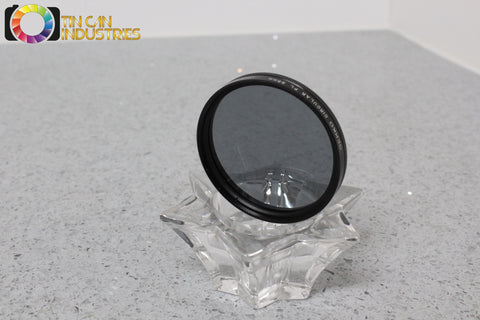 Gemko 55mm Circular Polarizer Filter Made In Japan Excellent Condition FREE S&H