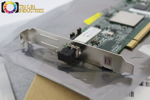 Brand New EMC LightPulse LP10000-E 2Gb/s Fibre Channel Host Bus Adapter