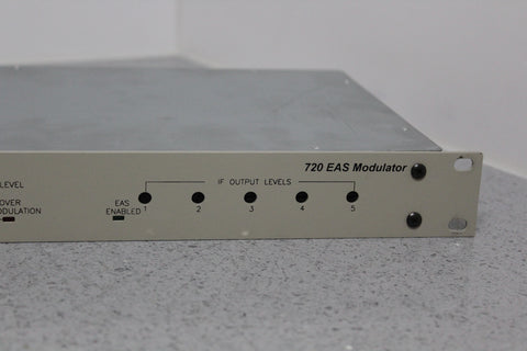 Frontline Communications Drake IFM80 720 EAS Modulator Tested FREE SHIPPING