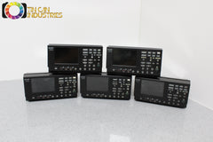 Lot of 5 Icop 20/20 In Dash DVR Dashcam Head Units Parts or Repair Only FREE S&H Icop - tin can industries