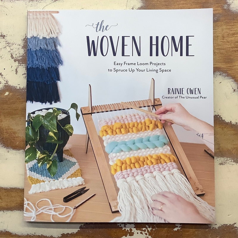 The Woven Home book cover