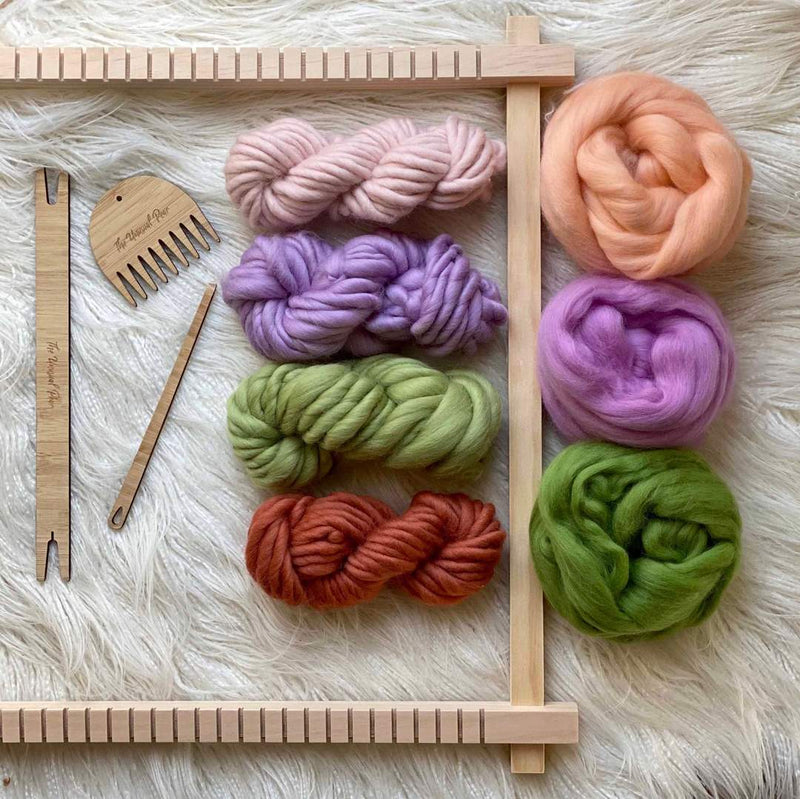Combo DIY Weavers Kit