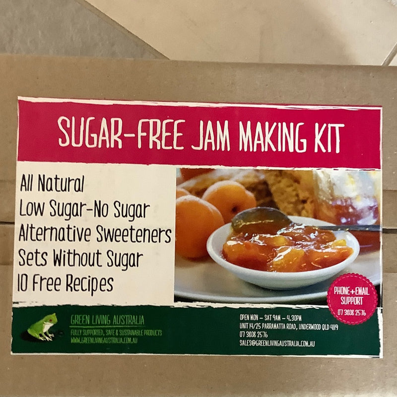 Sugar-free Jam Making Kit