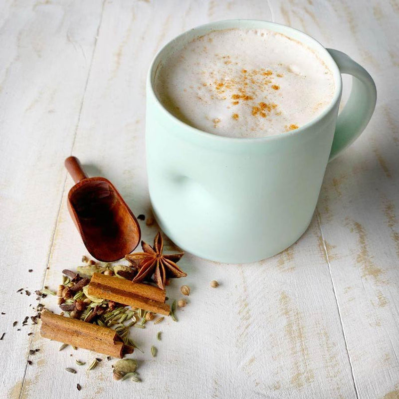 Sweet 'n' Sticky Honey Chai