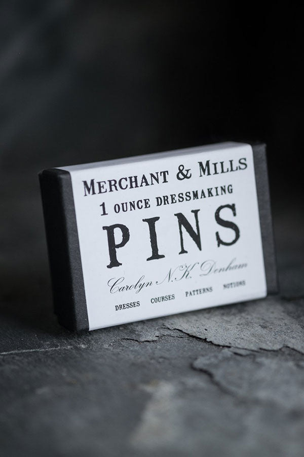 Merchant and Mills Dressmaking pins