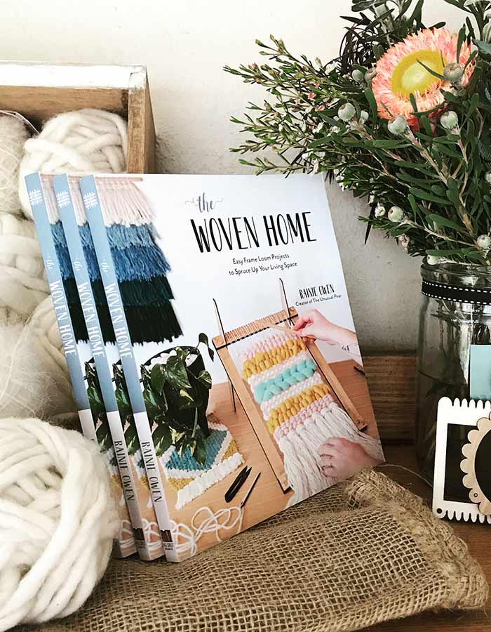 The Woven Home book
