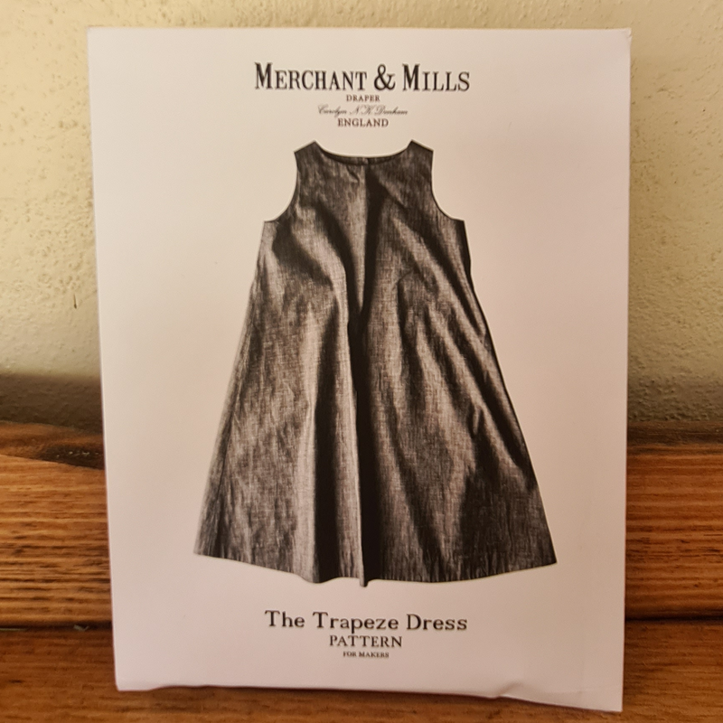 'The Trapeze' Merchant & Mills Pattern