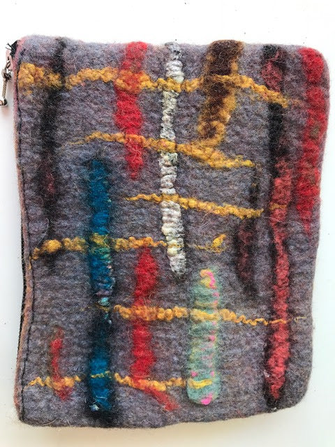 Making Felted Bags – Sun 13 June 2021