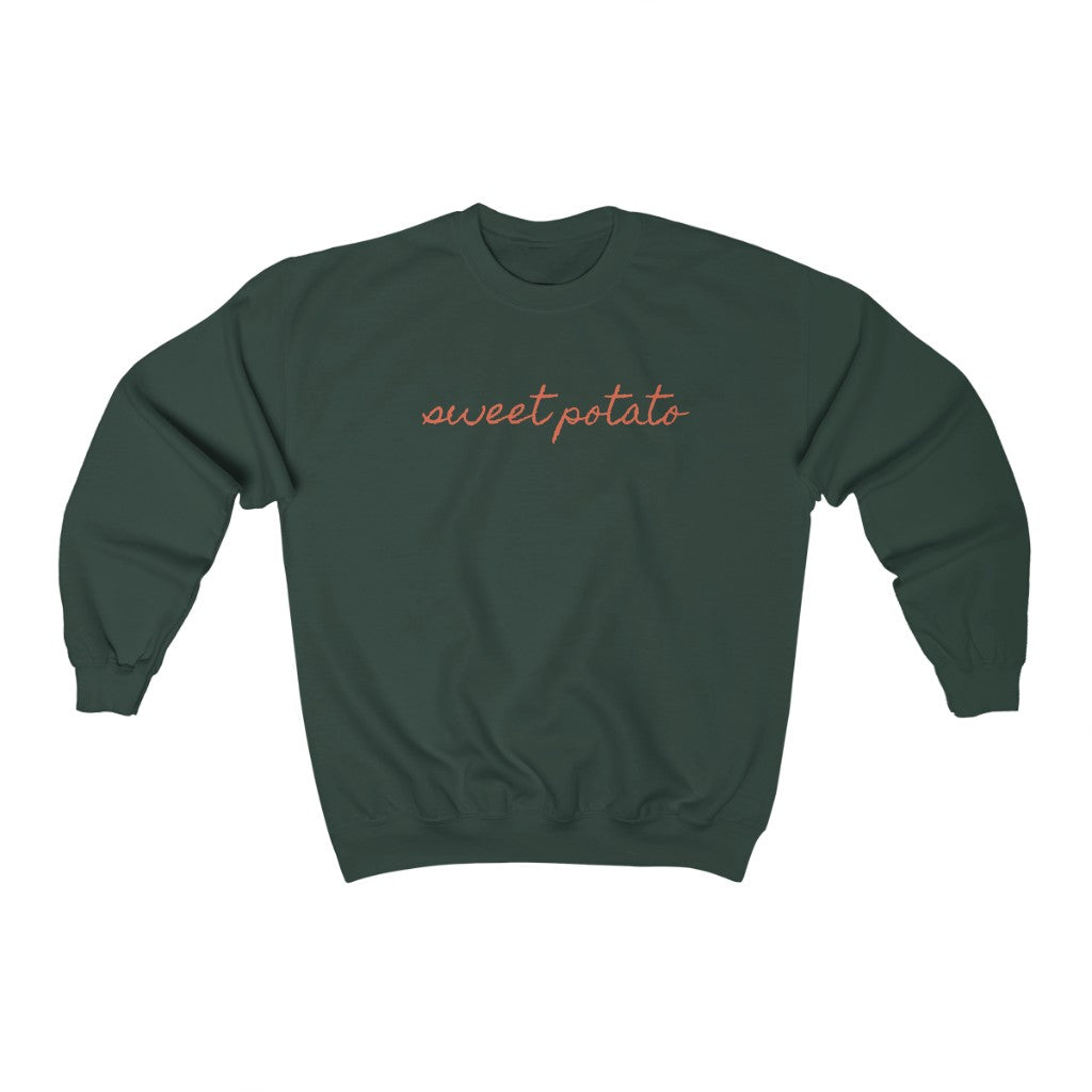 Sweet Potato Sweatshirt