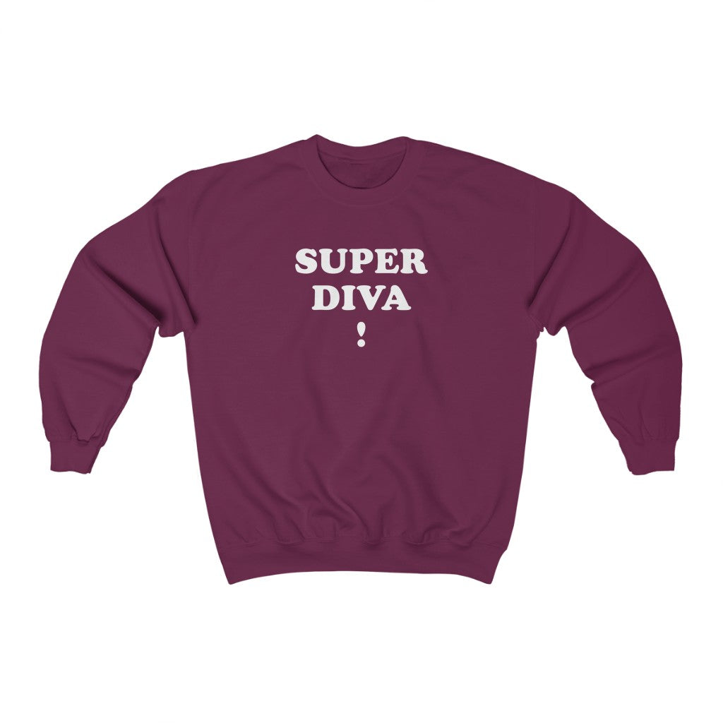 super diva rbg sweatshirt ruth bader ginsburg fan shirt