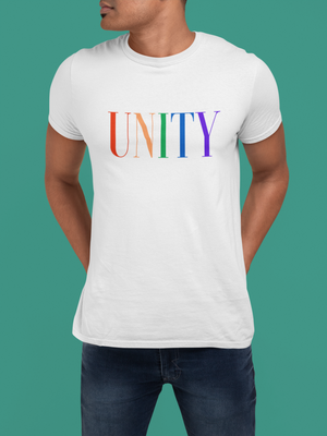 gucci rainbow shirt unity love happy tees