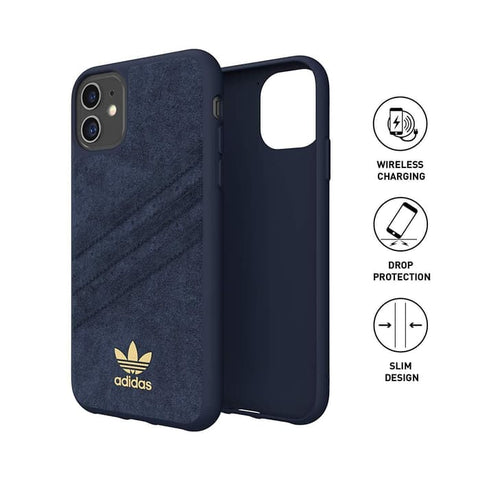 iPhone 11 Pro Max / 11 Pro / 11 Case ADIDAS UltraSuede