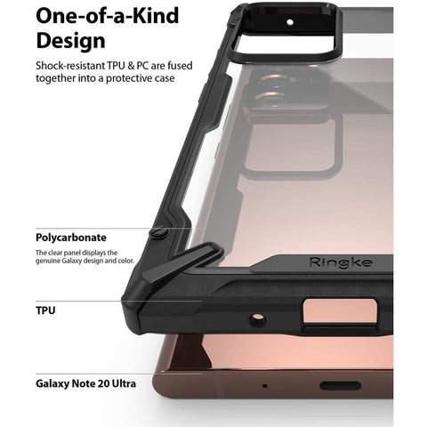 Case Samsung Galaxy Note 20 Ultra / Note 20 Ringke Fusion X Anti Shock