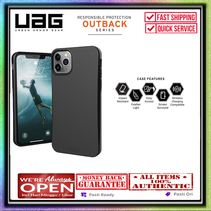 iPhone 11 Pro Max / iPhone 11 Pro Case UAG OUTBACK 100% Biodegradable