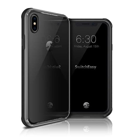 "Switcheasy iGlass iPhone XS MAX 6.5"" Case"