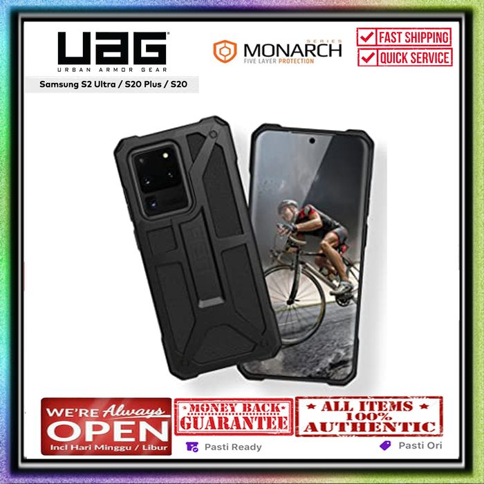Case Samsung Galaxy S20 Ultra UAG MONARCH