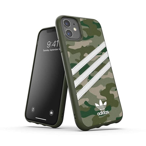 iPhone 11 Pro Max / 11 Pro / 11 Case ADIDAS Moulded Camo Green